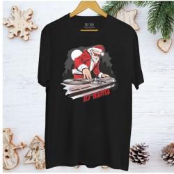 Koszulka męska DJ Santa