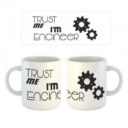 Kubek Trust me i'm engineer