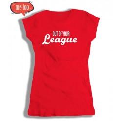 Koszulka damska Out of your League