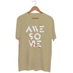 Męska koszulka Awesome