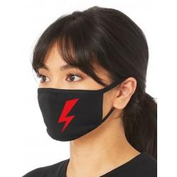 Maska z piorunem | Protest Kobiet