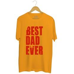 Śmieszne koszulki Best dad ever
