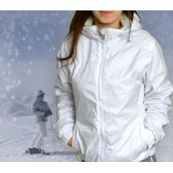Sportowa zimowa kurtka damska Jacket Active Plus