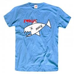 Męska koszulka: Rekin nocy