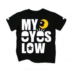 Koszulka dziecięca My Eyes Low