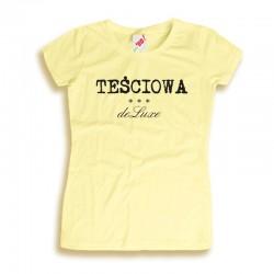 Koszulka damska Teściowa de Luxe