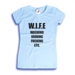 Koszulka damska W.I.F.E