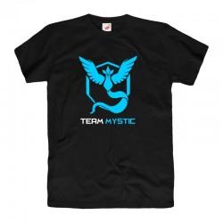 Koszulka męska Pokemon GO Team Mystic