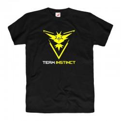 Koszulka męska Pokemon GO Team Instinct