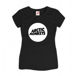 Koszulka damska z nadrukiem Arctic Monkeys wz2