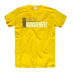 Koszulka męska z nadrukiem: Under new management