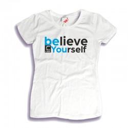 Koszulka damska Believe in Yourself
