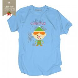 Koszulka męska It's me - Christmas elf