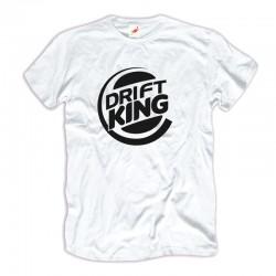 Koszulki z nadrukiem Drift King