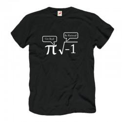 Koszulki informatyczne Get real - Be Rational