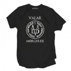 Koszulka męska Valar Morghulis moneta