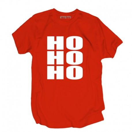 Koszulka męska HO HO HO