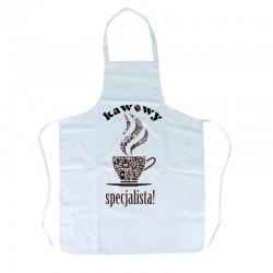 Fartuch domowego baristy: Kawowy specjalista!