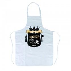 Fartuch Króla Kuchni: Kitchen King!