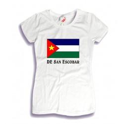 Koszulka damska De SAN ESCOBAR