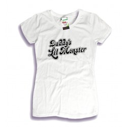 Koszulka damska Daddy's Lil Monster