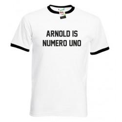 Koszulka Arnold is Numero Uno