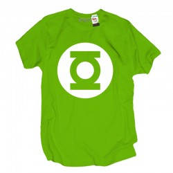 Koszulka Big Bang Theory Green Lantern