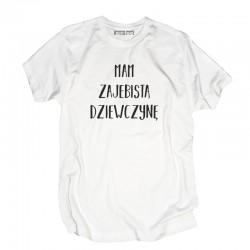 Koszulka męska Mam Zajebistą Dziewczynę