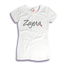 Koszulka damska Zajęta