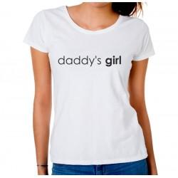 Koszulka damska Daddy's girl