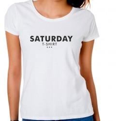 Koszulka damska Saturday t-shirt