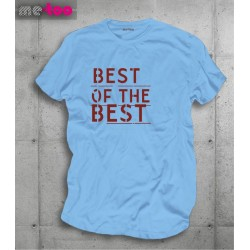 Męska koszulka z nadrukiem Best of the Best