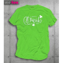 Koszulka męska z nadrukiem Happy St. Patrick's Day