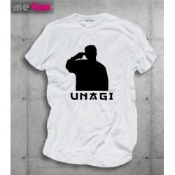 Koszulka z nadrukiem UNAGI