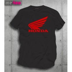 Koszulka męska Honda skrzydło