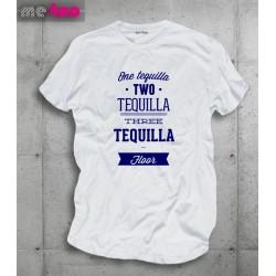 Koszulka męska One tequilla two tequilla..