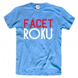 Koszulka t-shirt Facet Roku