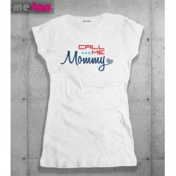 Koszulka damska Call me Mommy