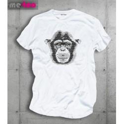 Koszulka męska Picto-Monkey