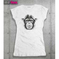 Koszulka damska Picto-Monkey