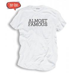 Koszulka męska z nadrukiem Almost famous
