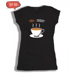 Koszulka damska z nadrukiem Tea-shirt