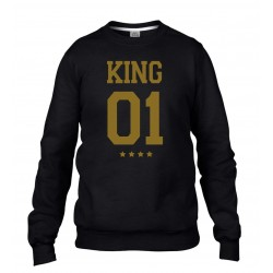 Bluza męska KING