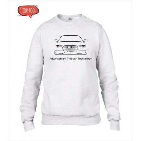 Bluza Audi quattro