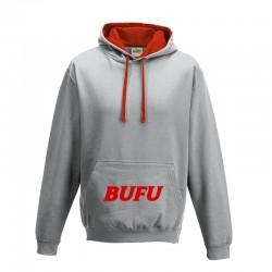 Bluza z kapturem BUFU