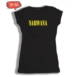 Koszulkadamska Narwana - Nirvana