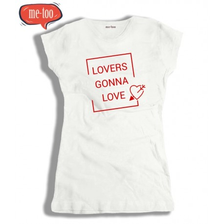 Koszulka Lovers Gonna Love