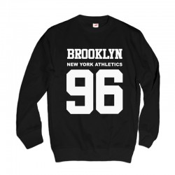 Męska bluza blogerska Brooklyn New York Athletics 96