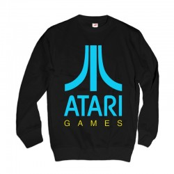 Męska bluza informatyczna Atari Games