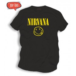 Koszulka męska Nirvana
